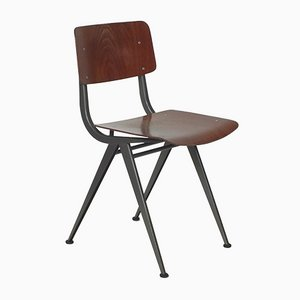 Dutch School Chairs from Marko, Set of 4