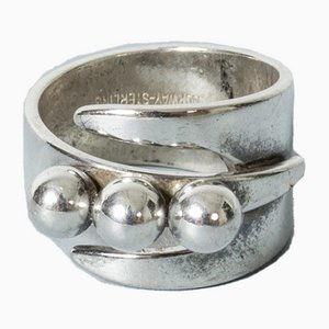 Silver Ring from David Andersen