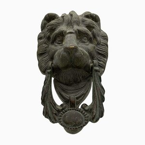 Löwe Türklopfer