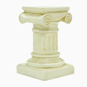 Plaster Pedestal, 1980s