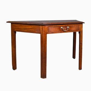 Georgianischer englischer Beistelltisch oder Schreibtisch, 1800er