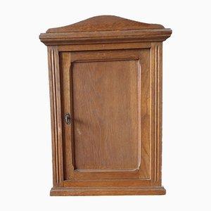 Vintage Oak Toilet Cabinet