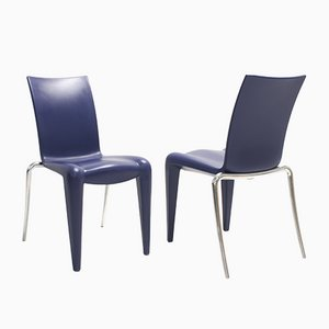 Louis 20 Dining Chairs by Philippe Starck for Vitra, Set of 6