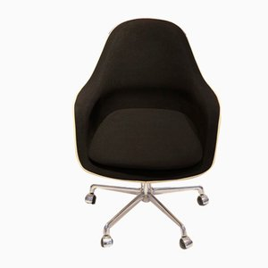 Loose Cushion Armchair by Charles & Ray Eames for Herman Miller