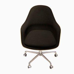 Loose Cushion Armlehnstuhl von Charles & Ray Eames für Herman Miller