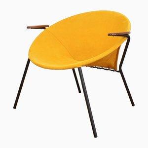 Mid-Century Balloon Chair von Hans Olsen für Lea Design, 1960er