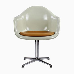 Fiberglass La Fonda Chairs by Charles & Ray Eames for Herman Miller, Set of 6