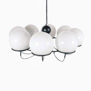 Lámpara de araña Saturnus holandesa de RAAK
