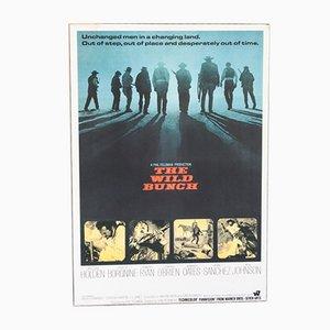 Wild Bunch US Filmplakat, 1970er