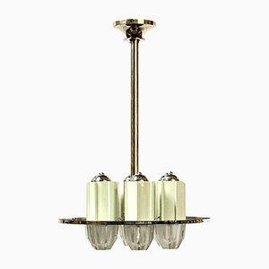 Glass Lamp in Fidenza Vetraria Glass from Artemide