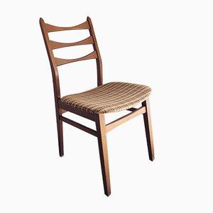 Mid-Century Modern Teak Dining Chairs from Bähre Mignon Möbel, 1960s, Set of 6