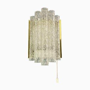 Mid-Century Space Age Wandlampe von Doria