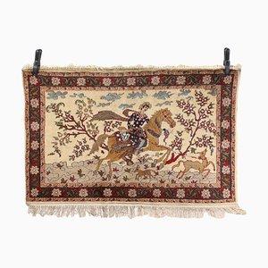 Indischer Figurativer Teppich