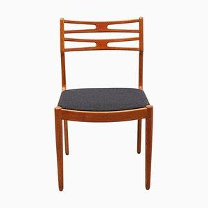 Dänische Esszimmerstühle von J. Andersen, 4er Set