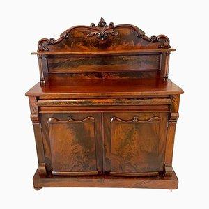 Victorian Carved Mahogany Sideboard