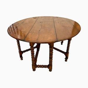Großer Eichenholz Tisch