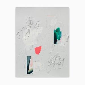 Julie Breton, Memories No.1, 2020, Mixed Media auf Translucent Yupo Paper