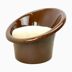 Dänischer Stuhl von Knudsen für Fog & Morup