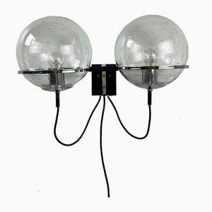Double Basket Teardrop Bubble Lamp by Frank Ligtelijn for Raak