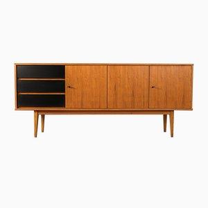 Vintage Nussholz Sideboard, 1960er