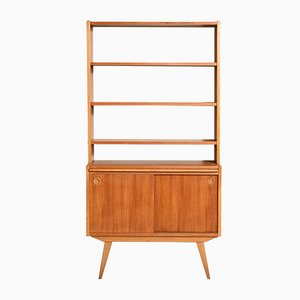 Scandinavian Modern Bookcase with Removable Top, 1960s