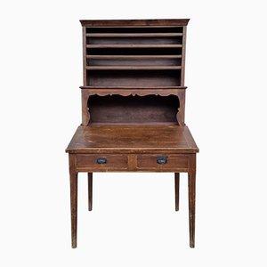 Regale mit Schreibtisch, spätes 19. Jh