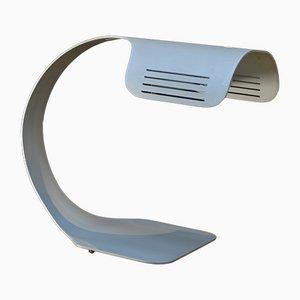 Colomba Aluminum Lamp by Walter Et Moretti, 1970s