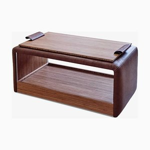 Domino Natural Coffee Table or Pouf by D3CO