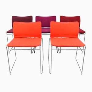 Dining Chairs by Kazuhide Takahama for Simon Gavina, Italy, 1968, Set of 8