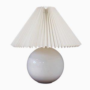 Ceramic Lamp, Denmark, 1970s