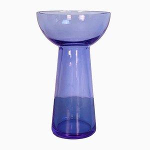 Italienische Mid-Century Modern Alexandrit Vase von Sergio Asti, 1970er