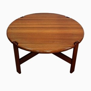 Danish Coffee Table by Niels Bach, 1970s