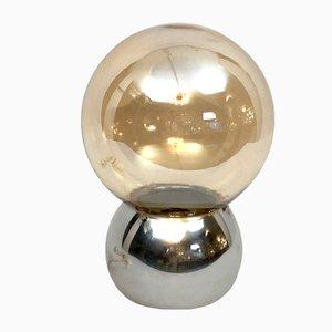 Mid-Century Milano Modell Pordoi Tischlampe von Stilux
