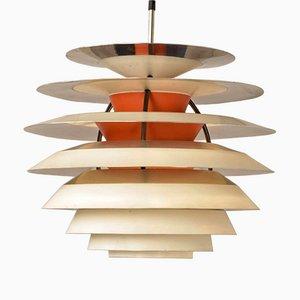 Contrast Pendant Light by Poul Henningsen for Louis Poulsen, Denmark, 1958