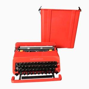 Valentine Schreibmaschine von Ettore Sottsass für Olivetti, Italien, 1969