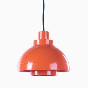 Danish Solar Minisol Pendant Lamp by K. Kewo for Nordisk Solar, 1970s