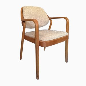 Mid-Century Bent Plywood Don Pettit Chair for Knoll International, USA, 1960s