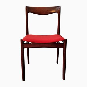 Dining Chairs from Lübke, Germany, 1960s, Set of 4