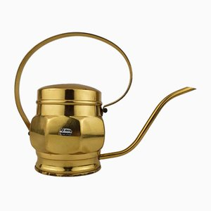 Vintage Brass Watering Can from SKS Design, 1960s