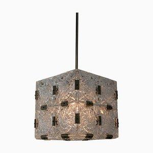 Mid-Century Pendant Lamps by Kamenicky Senov, 1970s, Set of 2