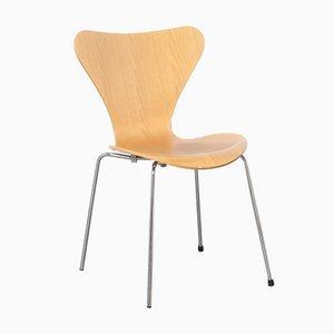 Vintage Butterfly Chair von Arne Jacobsen für Fritz Hansen Beech, 1950er