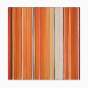 Matthew Langley, Orange Blossom Special, 2018, Acryl auf Leinwand