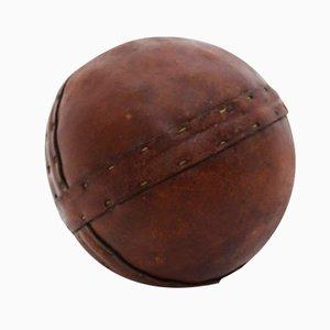 Balle Art Déco en Cuir, 1920s
