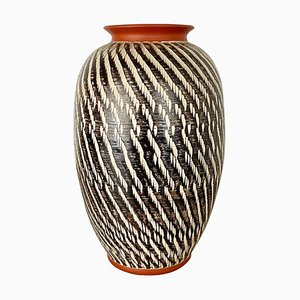 Vintage Pottery Abstract Vases from Wekara, Germany, 1960s