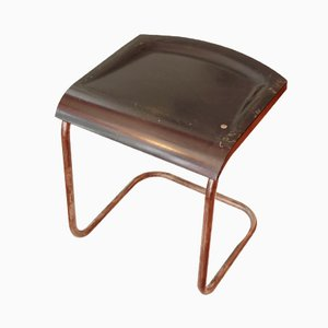 Art Deco Bakelite Stool, 1930s