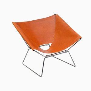 Anneau Chair, Modèle AP-14, Première Edition par Pierre Paulin, 1954
