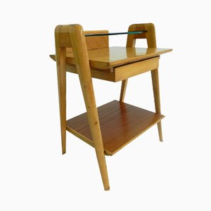 Mid-Century Italian Bedside Table