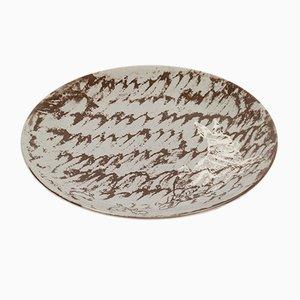 Ink'd Salad Plate by Kiki van Eijk for 1882 Ltd.