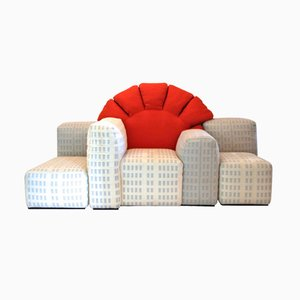 New York Sunrise Sofa by Gaetano Pesce for Cassina