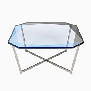 Table Basse Gem Carrée par Debra Folz Design